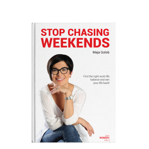 StopChasingWeekends Book