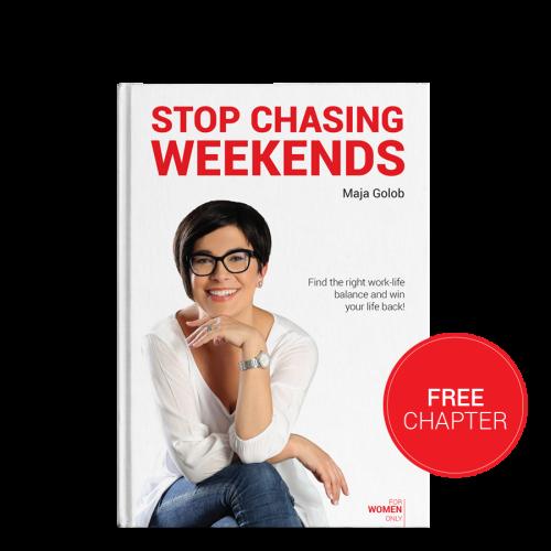 StopChasingWeekends Free Chapter